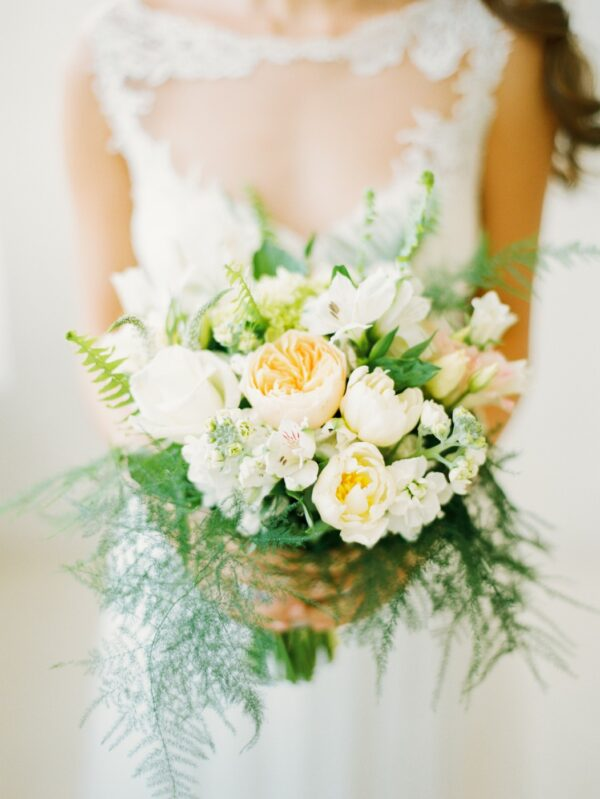 lexy bridal bouquet