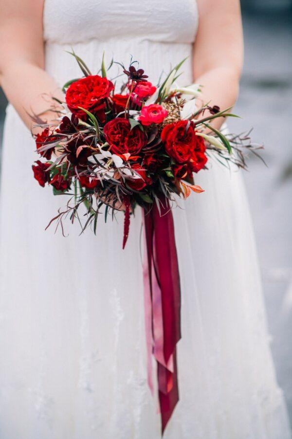 lexy brides bouquet