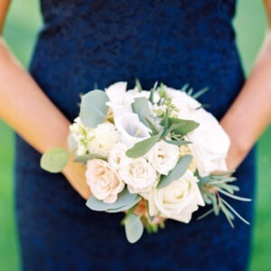myra bridesmaid bouquet